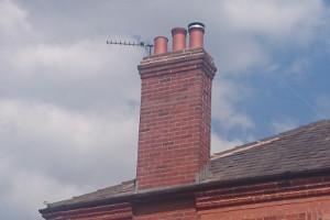 Didsbury Road Chimney Refurbishment