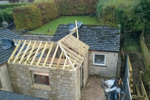 Roof Carpentry/Joinery Work