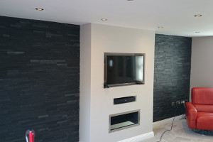 Lounge Refurbishment Bolton