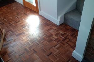 Parquet Flooring Restoration Chorley
