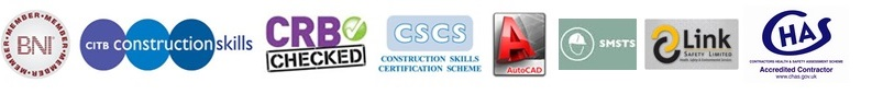 Builders in Chorley Certificates